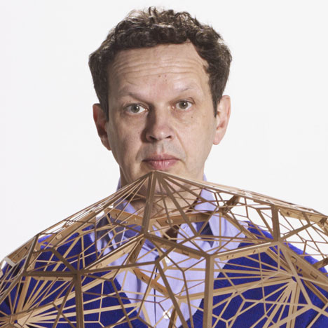 Tom Dixon at Global Design Forum