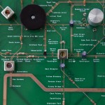 Tube Map Radio and Denki Puzzle by Yuri Suzuki