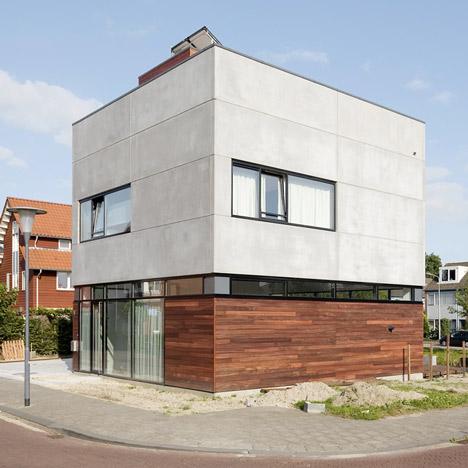 Villa Nieuw Oosteinde by Engelarchitecten