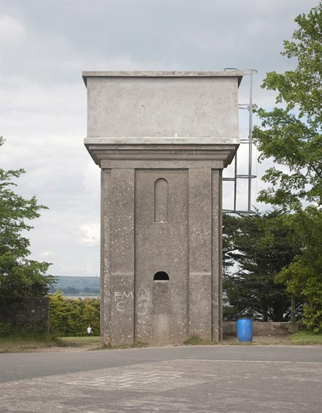 Water Towers of Ireland by Jamie Young