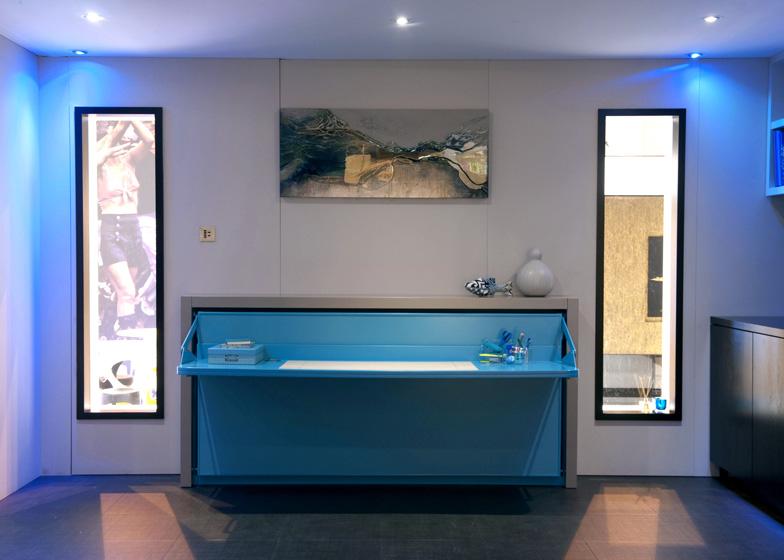 Dezeen Magazine & Yo! Home at 100% Design
