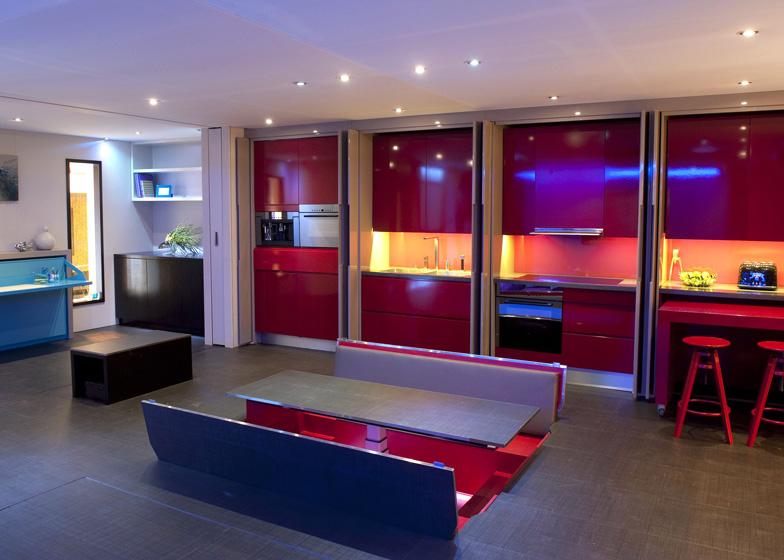 Yo-Home-at-100-Design_6. YO! LAUNCHES YO! HOME AT 100% DESIGN YO! LAUNCHES YO! HOME AT 100% DESIGN dezeen Yo Home at 100 Design ss 6
