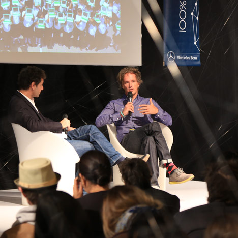 Yves Behar on skeuomorphic design and Apple