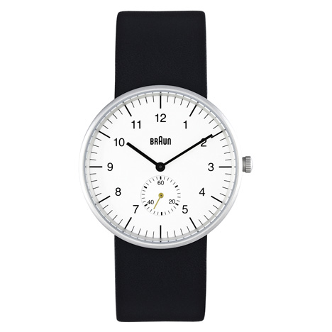 Braun BN0024 now available at Dezeen Watch Store