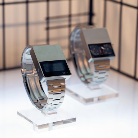 Dezeen Watch Store at the World Architecture Festival 2012