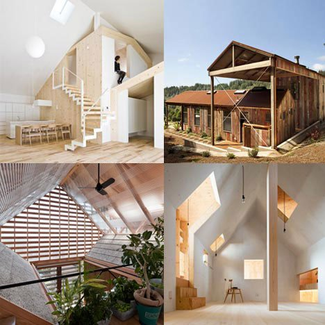 Dezeen archive: houses in houses