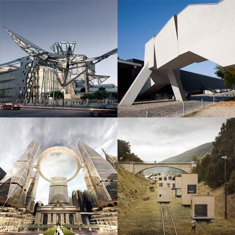 Dezeen archive: moving buildings