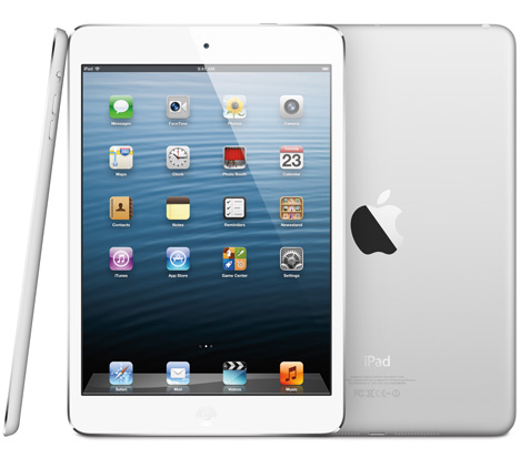 Dezeen featured in Apple's MacBook Pro launch