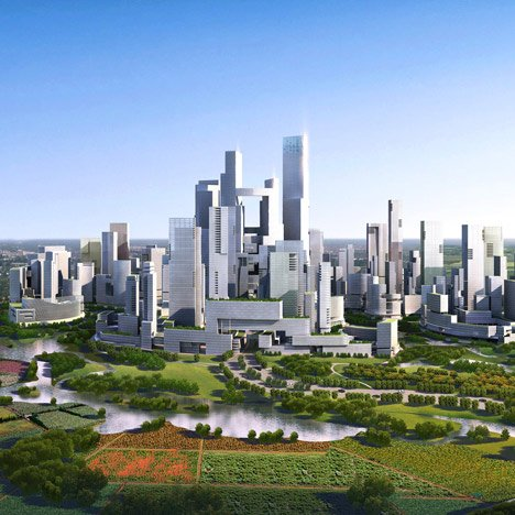 Great City by Adrian Smith + Gordon Gill Architecture
