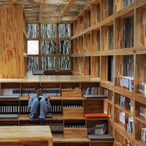 Liyuan Library by Li Xiaodong