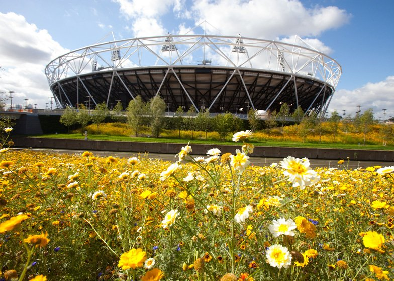 London Olympic Stadium by Populous