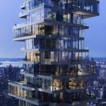 "Work to restart on Herzog & de Meuron's stalled ""Jenga building"""