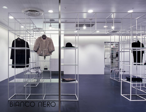 Bianco Nero by NI&Co. Architects