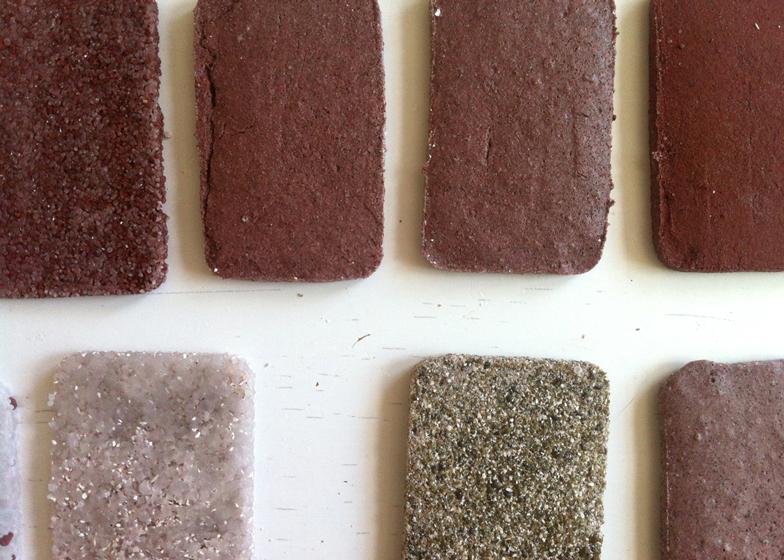 Blended Materials by Tom van Soest