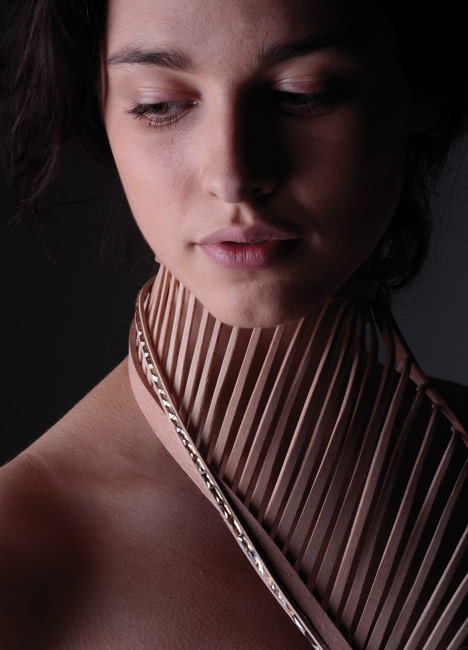 Body jewellery by Stephanie Bila