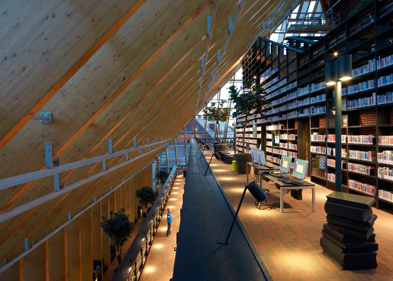 Book Mountain by MVRDV - harry - 哈梨见竹视雾所
