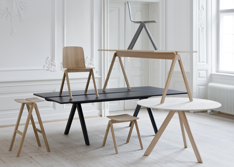 Etonnant Bouroullec Collection By Ronan And Erwan Bouroullec For Hay