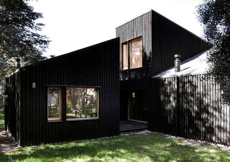 CLF houses by Estudio BaBO