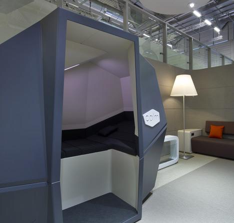 CalmSpace by Marie-Virginie Berbet for Haworth