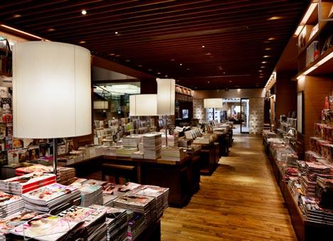 Daikanyama T-Site by Klein Dytham Architecture