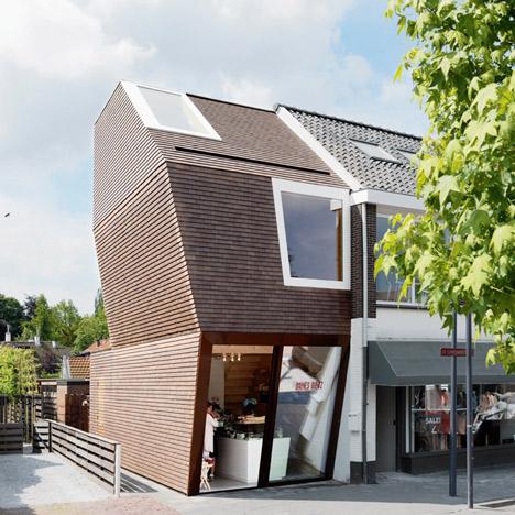 Dames Dietz Deli Shop by BaksvanWengerden