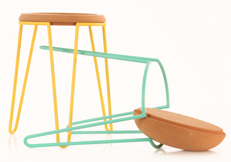 Debut collections by Estudio Sputnik
