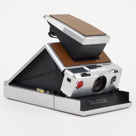Design Museum Collection App: cameras