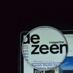 Dezeen featured in Apple's MacBook Pro presentation