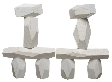 Competition: five sets of Balancing Blocks to be won