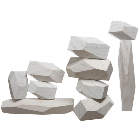 Competition: five sets of Balancing Blocks to give away