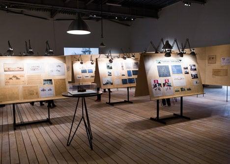 Garage Centre for Contemporary Culture by Shigeru Ban