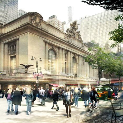 dezeen_Grand Central Station Masterplan by Foster + Partners_sq_1