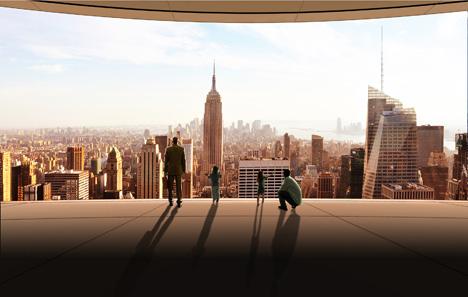 Grand Central's Next 100 by SOM