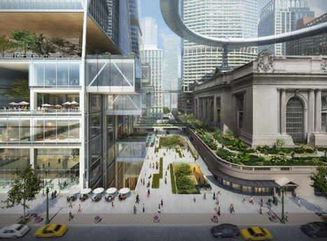 Grand Central's Next 100 by SOM