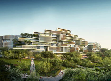Great City by Adrian Smith and Gordon Gill Architecture