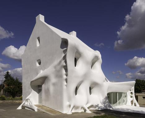 Gue(ho)st House by Berdaguer & Péjus