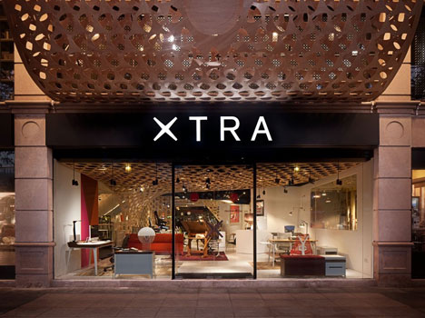 Herman Miller at XTRA by P.A.C