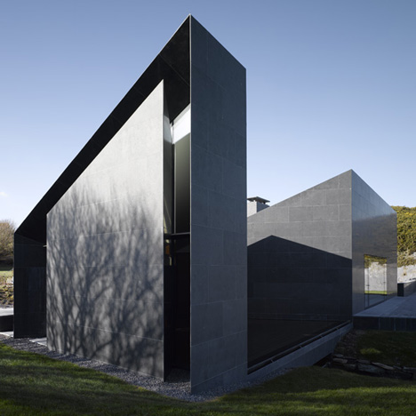 House at Goleen by<br /> Niall McLaughlin Architects