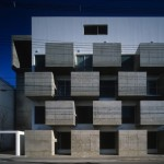 Housing in Onmae by VIDZ Architects