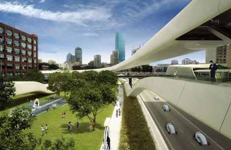 Höweler + Yoon Architecture wins Audi Urban Future Award 2012