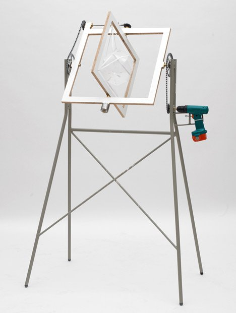 Improvisation Machine by Annika Frye