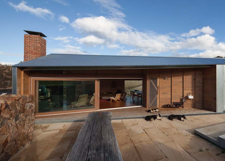 Shearer's Quarters by John Wardle Architects
