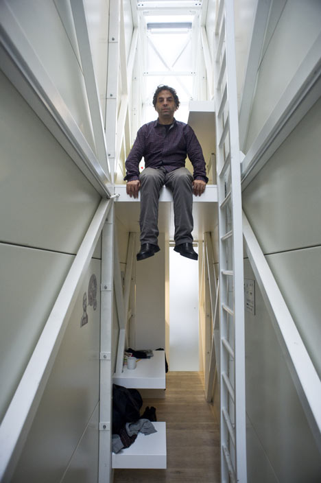Keret house world 39 s narrowest house by jakub szczesny - La plus grand maison du monde ...