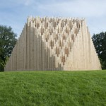 Khor I temporary theatre by TAAT