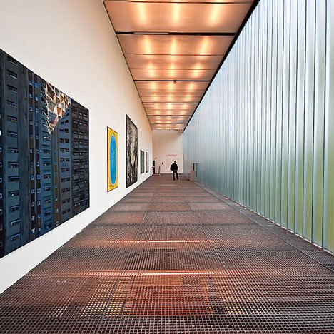 OMA's gallery design blamed for Rotterdam art heist