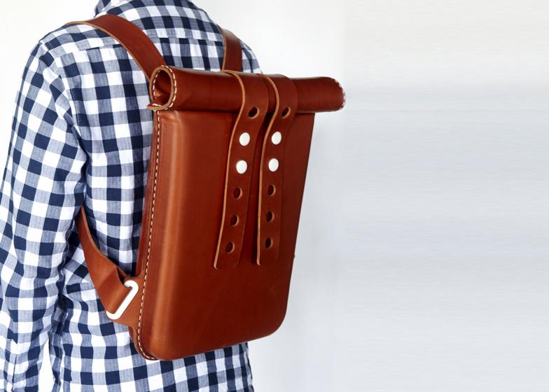 Leather Series by Thomas van Rongen