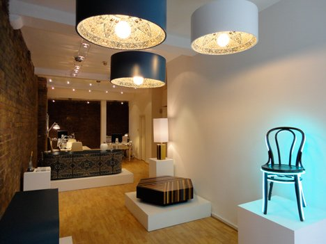 Lee Broom on his Decanterlight for the Stepney Green Design Collection