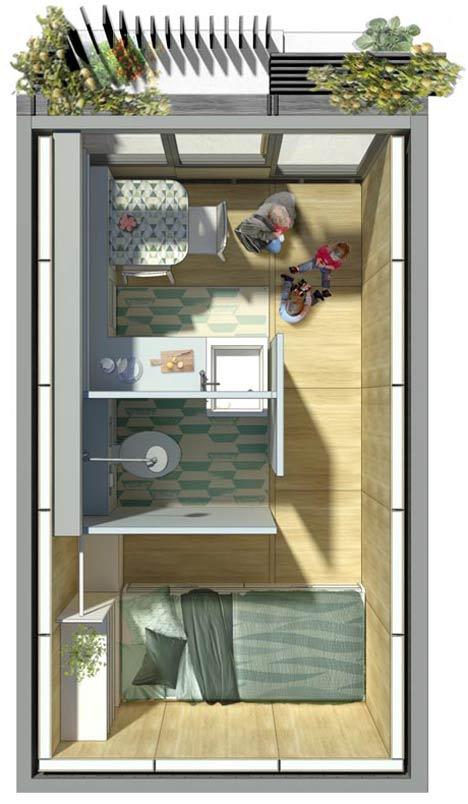 Levitt Bernstein to launch pop-up homes in garages