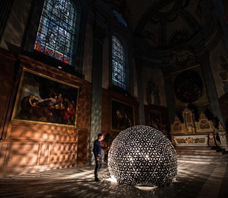 Lotus Dome by Studio Roosegaarde