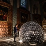 Lotus Dome by Studio Roosegaarde